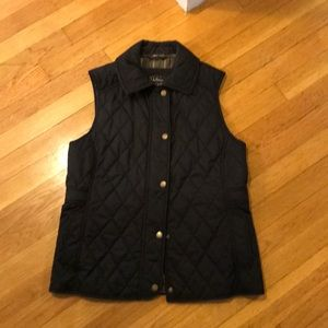 LL Bean riding vest